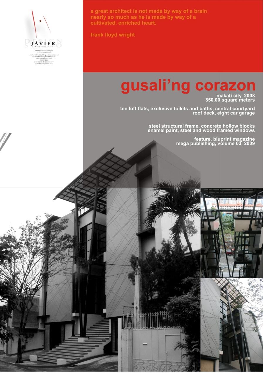 DCN.2010.03.09.1336 UAPAC Gusali'ng Corazon Set Card